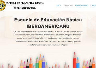 Escuela Iberoamericano